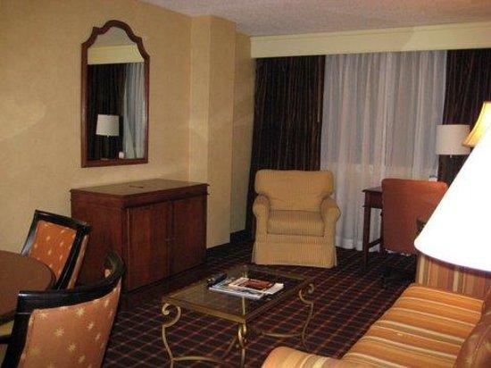 Residence Inn Washington, DC/Foggy Bottom: Living Room
