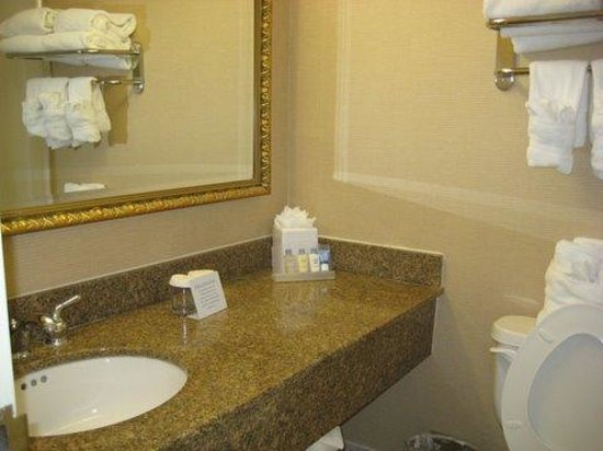Residence Inn Washington, DC/Foggy Bottom: Bathroom