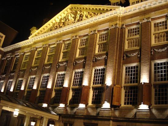 Sofitel Legend The Grand Amsterdam : Hotel Facade
