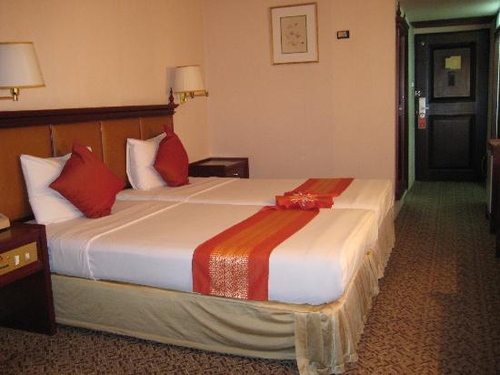 Asia Hotel Bangkok: Cabin Room 1