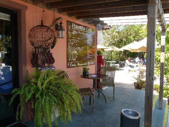 Havana Cafe Chokoloskee Florida