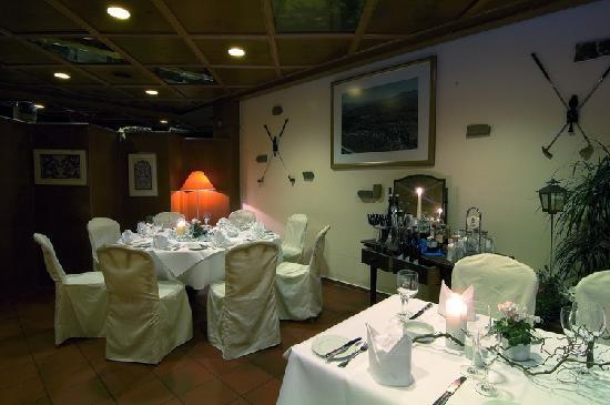 Landhotel Johanneshof: Restaurant