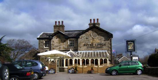 The Lodge Lancaster: Main building