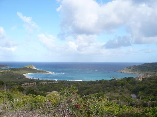 Saint Phillip Parish, Antigua: Half Moon Bay