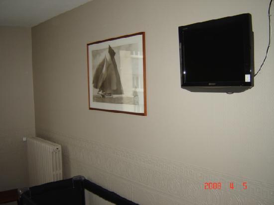 Hotel Alexandra: Une décoration simple et reposante