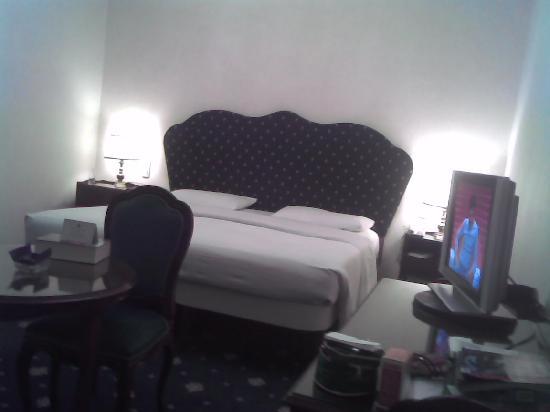 Hotel President Terme: Particolare camera (doppia uso singola)