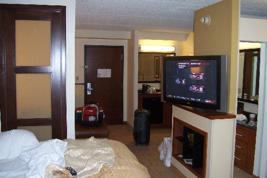 Hyatt Place Fair Lawn Paramus: the room