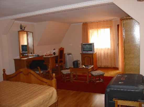 Korona Hotel: Era amplia y acogedora
