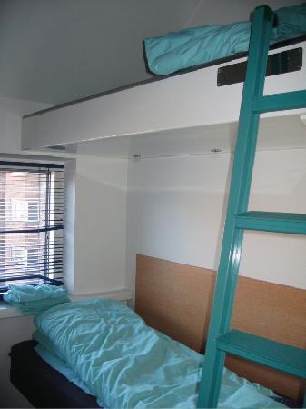 Hotel CABINN Scandinavia: bunk beds