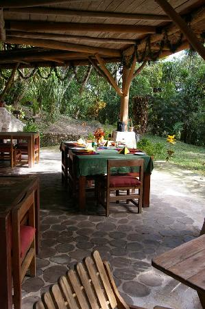 Nitun Private Reserve: The restaurant