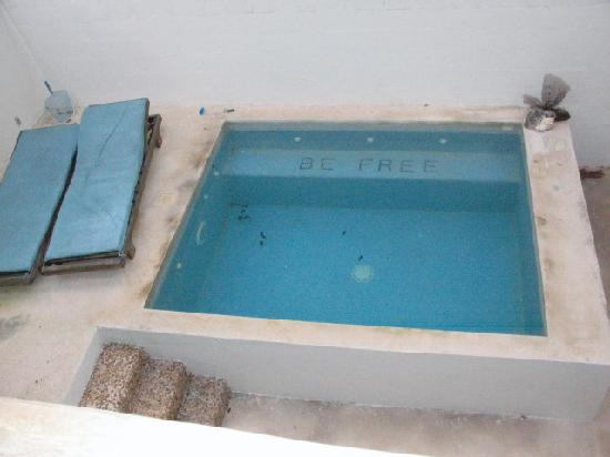 Hotel Latino: Why bother having a pool?