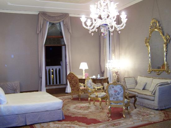 Ca' Sagredo Hotel: Suite 203