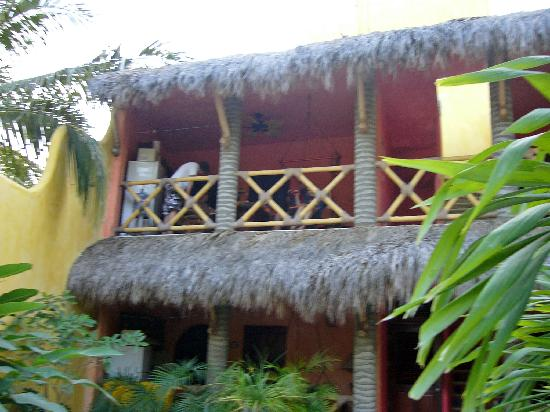 La Cruz Inn: A view of the rooms
