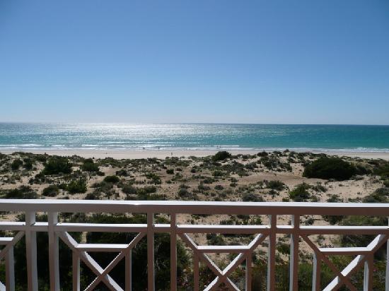 Hotel Barrosa Park: Ausblick vom App.auf den Atlantik