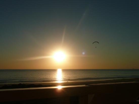 Hotel Barrosa Park: Sonnenuntergang