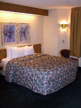 Econo Lodge Inn & Suites: Bedroom