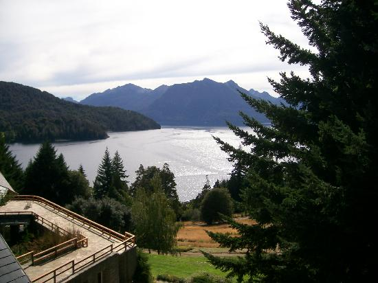 Hotel Tunquelen: Typical view from a Lakeside room