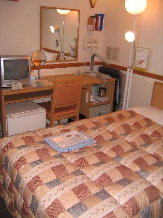 Toyoko Inn Himejieki Shinkansen Minamiguchi : room view