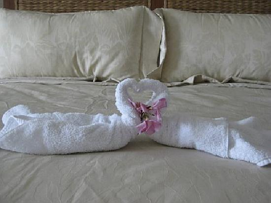 Treasure Isle Hotel: bed