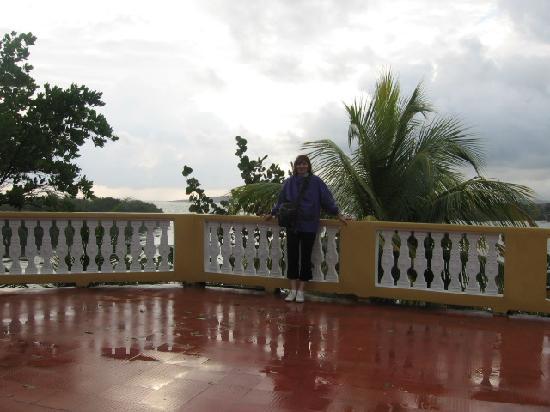Hotel Porto Santo: terrace