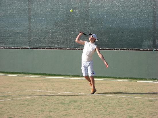 The Royal Haciendas All Suites Resort & Spa: RH Tennis