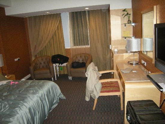 Wonstar Hotel (Songshan): the room is roomy and clean