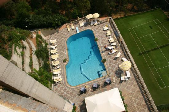 Hotel Villa Riis: Hotel pool