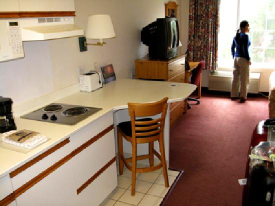 Extended Stay America - Memphis - Germantown: Homestead Memphis - Kitchenette