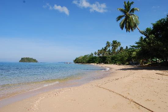 Ko Libong, Thailand: The beautiful beach