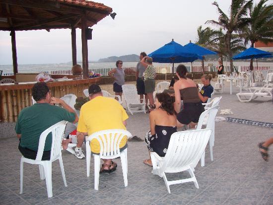 La Piedra Hotel: The bar