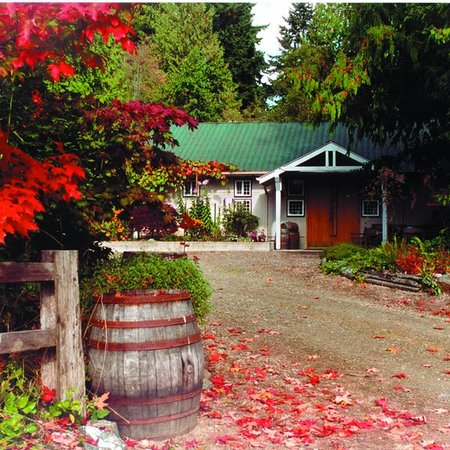 Olympic Peninsula Wineries
