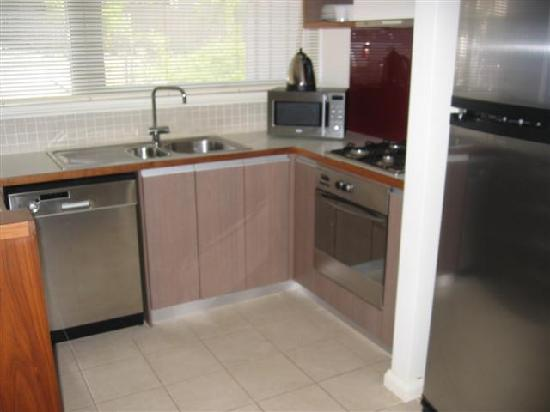 Darby Park Serviced Residences: Kitchen