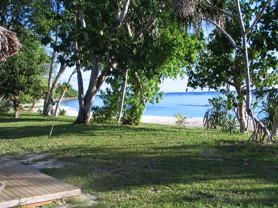 Eratap Beach Resort : View from the Villa