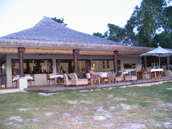 Eratap Beach Resort : Restaurant