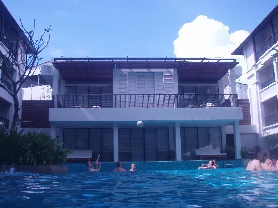 Banthai Beach Resort & Spa: Main Villa outside