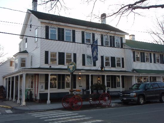 Griswold Inn : The Griz