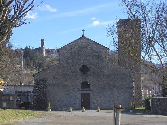 La Spezia, Italië: Lunigiana - Pieve di Sorano