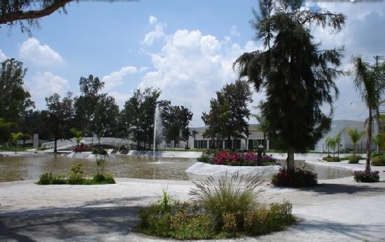 Celaya, المكسيك: Lago de la Feria de Celaya
