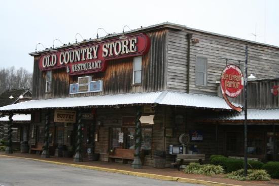 ‪‪Jackson‬, ‪Tennessee‬: Casey Jones Village- Old Country Store‬