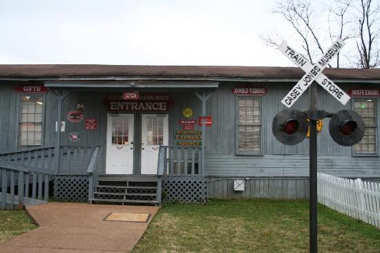 Casey Jones Village-  Railroad Museum