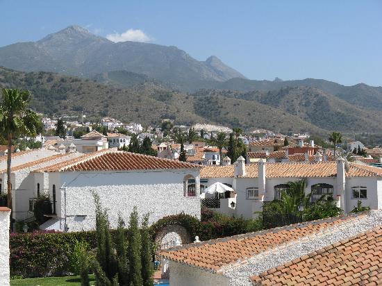 Apartamentos Verano Azul: view from balcony