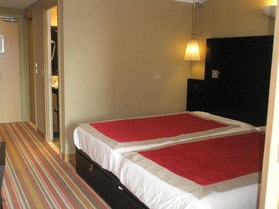Club Med Peisey-Vallandry : bedroom