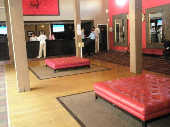 Club Med Peisey-Vallandry : reception