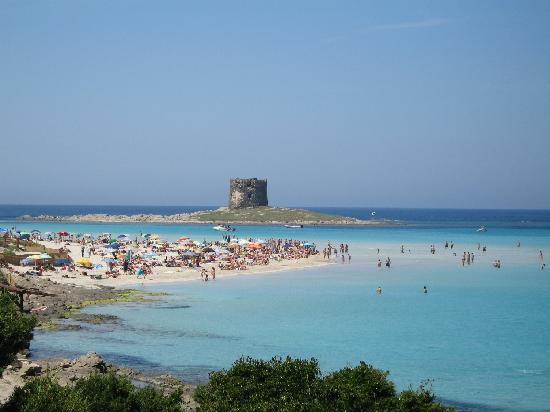 La Pelosa beach, Sardinia