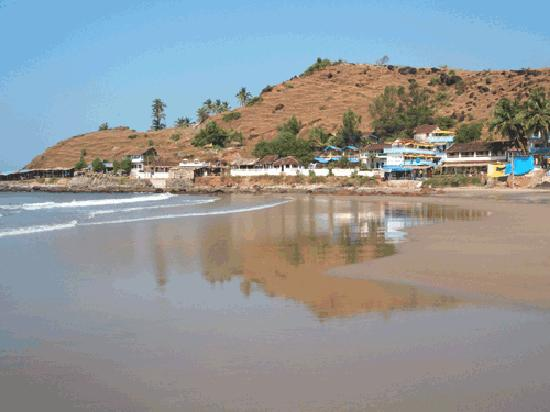 Arambol Beach: Arambol Cafe-bars