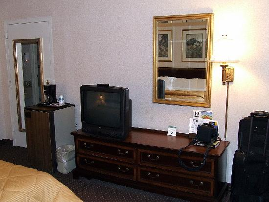 Days Inn Onley: Bedroom View 2