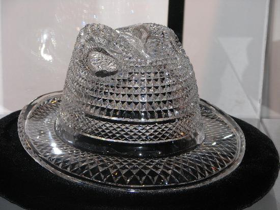 Waterford Crystal Hat - Picture of Paul W. Bryant Museum 8f1f092d86
