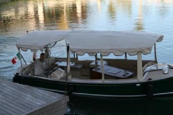 Rosewood Mayakoba: Fernando the boat captain