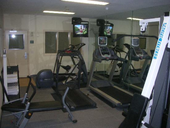 Hilton Garden Inn Portland Airport: gym