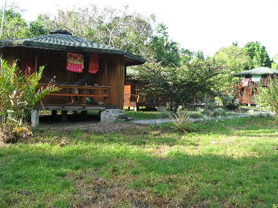 Bungalows Ache: unser bungalow